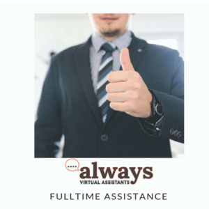 Full time Assistance