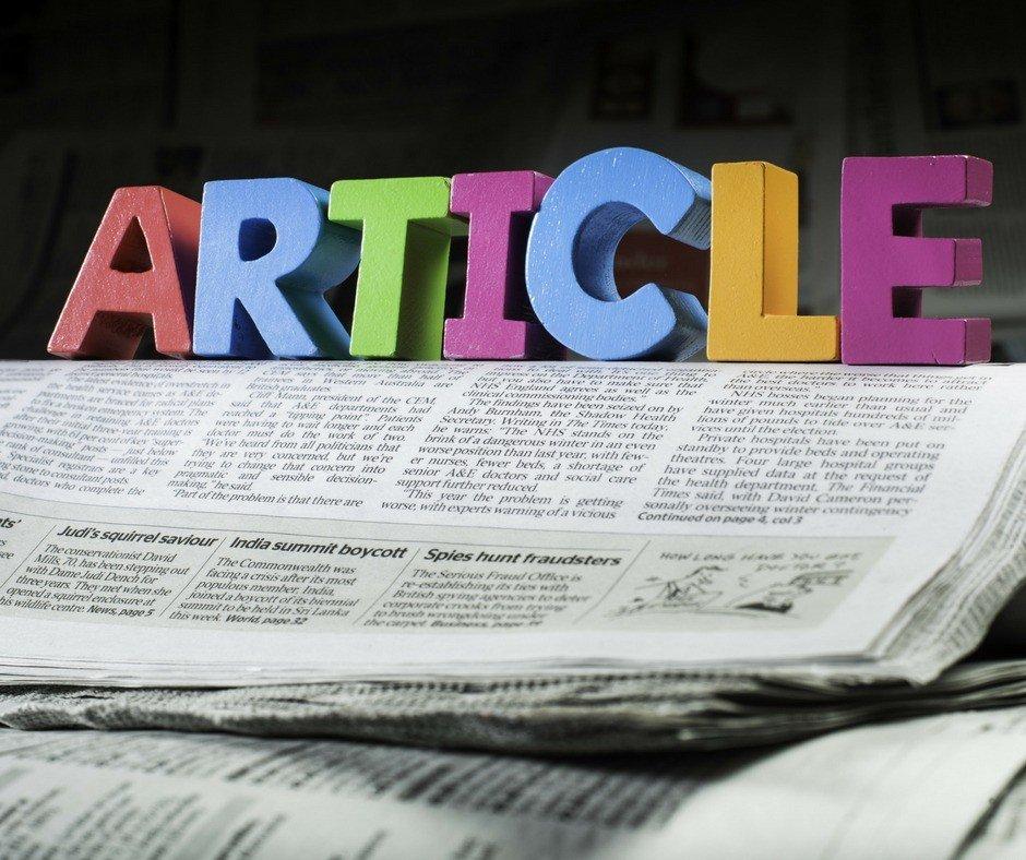 article writer va